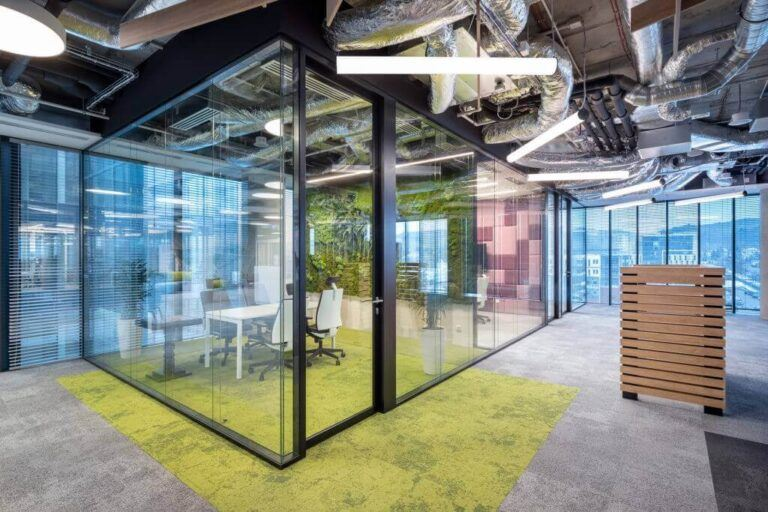 No-classification glass walls systems