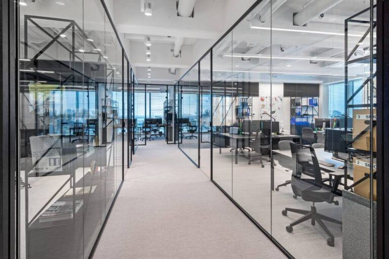 Classification-grade glass walls systems